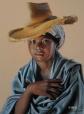 Jeune femme yéménite