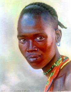 Beauté d'Ethiopie