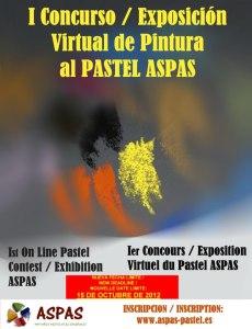 Affiche concours virtuel ASPAS2012