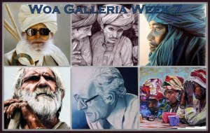 """Tribute Collages Week 7"" de WOA Galleria"