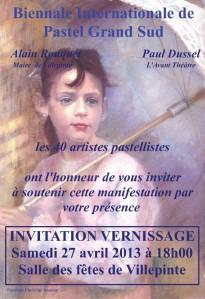 Vernissage Villepinte 2013