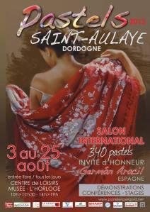Affiche St Aulaye 2013