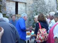 Parmi les invités, G. Pernoud