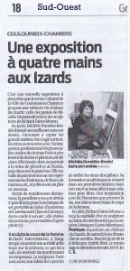 """Sud-Ouest"" - oct 2016"