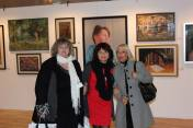 Avec Pilar Ahijado et Churiah