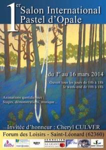 Affiche St Léonard 2014