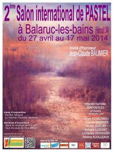 Affiche Balaruc 2014