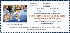 Festival de Saint-Agne : vernissage
