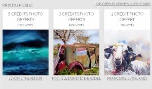 """Concours """"Peintures"""" RankArt - septembre 2014 - Prix du Public"""