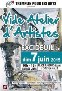 Vide-atelier à Excideuil
