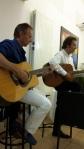 intermède musical sur des chansons de Ferré, Brassens et Bashung