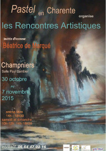 Rencontres artistiques 2015 Champniers (16)