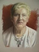 Portrait de ma mère
