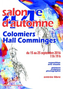 Salon d'automne Colomiers 2016